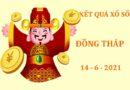 Thống kê sổ xố Đồng Tháp thứ 2 ngày 14/6/2021