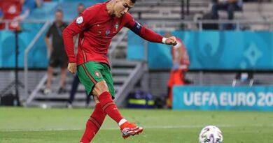 Thể thao 24/6: Ronaldo san bằng kỷ lục tồn tại 19 năm qua