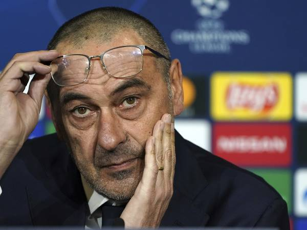 Tin thể thao sáng 10/6: Maurizio Sarri được bổ nhiệm làm HLV trưởng của Lazio