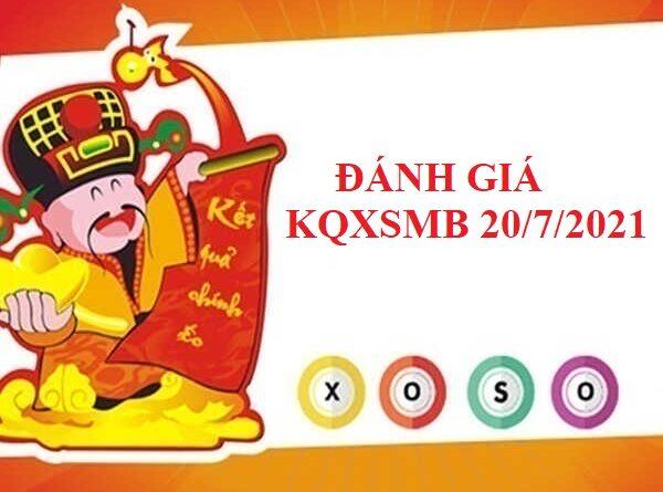 dự đoán KQXSMB 20/7/2021