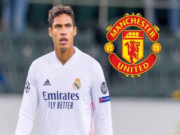Chuyển nhượng MU 19/7: Varane quyết đến Man Utd
