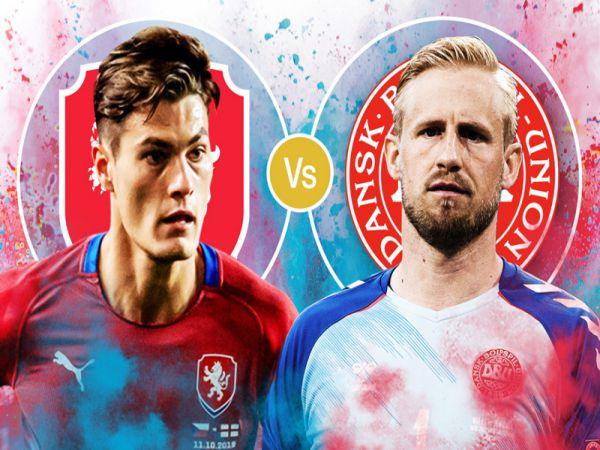 Soi kèo Séc vs Đan Mạch, 23h00 ngày 3/7 - Euro 2021