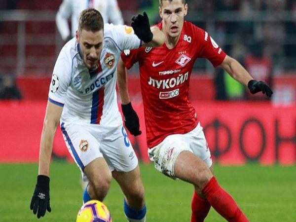 Nhận định kèo CSKA Moscow vs Spartak Moscow, 23h30 ngày 20/9