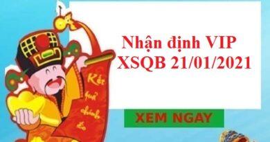 Nhận định VIP XSQB 21/01/2021 hôm nay