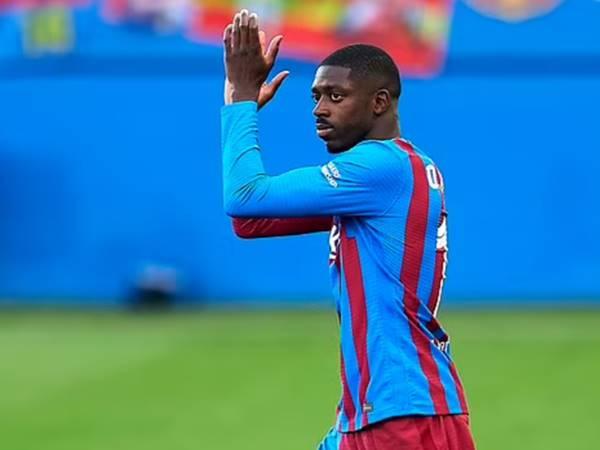Chuyển nhượng BĐ Anh 13/10: Liverpool bắt đầu đàm phán với Dembele